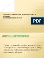 ESQUEMAS DE COMUNICACIÓN, MOTIVACIÓN,DECISIONES FEDEX.pptx