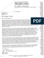 DA Chisholm Senate Letter