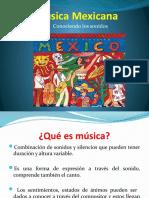 CLASE 1o MUSICA MEXICANA