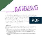 Komisi Yudisial Republik Indonesia atau cukup disebut Komisi Yudisial