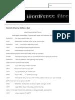 Contoh Drama Bahasa Bali  Just A WordPress Blog.pdf