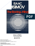 Asimov, Isaac - The Roving Mind