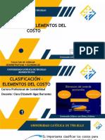 CLASIFICACIÓN-ELEMENTOS DE LOS COSTOS.ppt