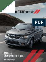 Ficha técnica  Journey 2019