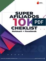 SUPER AFILIADOS 10K CHECK LIST (1)