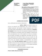 Casacion-1126-2017-Arequipa - TIPOS PENALES EN BLANCO Y LA IRRETROACTIVIDAD DE LAS NORMAS QUE LO COMPLEMENTAN.pdf