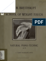 Breithaupt Natural Piano Technique