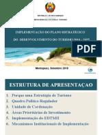 APRESENTACAO   PEDTII 2016-2025