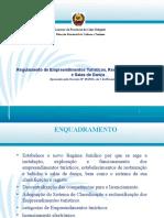 Regulamento deLicenciamento Empreendimentos Turisticos - Chauma