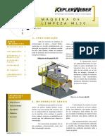 Descritivo Técnico ML 50