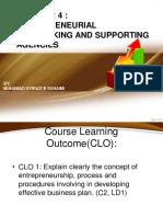 chapter 4 entrepreneurship  2  - w4 w5