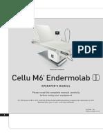 Cellu M6 Endermolab i