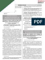 Sunarp aprueban emisión de la Tarjeta de Identificación Vehicular Electrónica (TIVe)