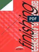 Reference Books of Textile Technologies - Finishing - Pietro Bellini et al. (ACIMIT, 2006)