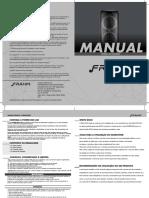 Manual Power Box 600 - V03