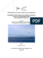 ECS Proc. 2007.workshop windfarm and marine mammals 2008
