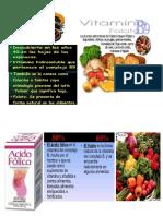 acido folico-vit B12