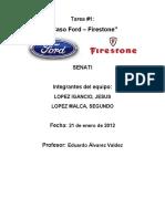 CASO FORD Y FIRESTONE