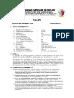Ciclo7 Epidemiologia 2011-II