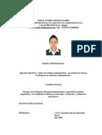 ANDRES HOJAS DE VIDA