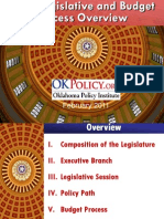 Oklahoma 2011 Legislative Overview