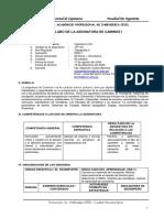 SILABO CAminos I POR COMPETENCIAS 2020 unc
