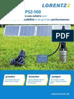 PS2-100 Product Brochure