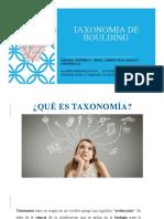 UNIDAD 4 TAXONOMIA DE BOULDING.pptx