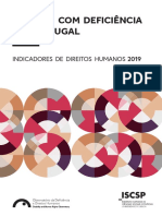 Relatório OBSERVATÓRIO DA DEFICIÊNCIA E DIREITOS HUMANOS (2019)