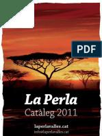 Catàleg La Perla 2011