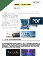 LA PAGINA WEB 5TO