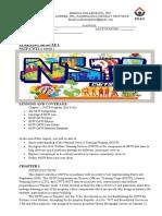 Medina College Ipil module for Prelim and Midterm