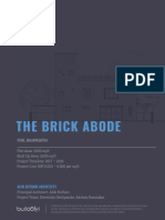 Alok Kothari-The Brick Abode