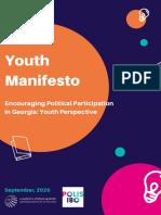 Youth Manifesto