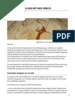Greekmyths-Interpretation.com-InTERPRÉTATION DES MYTHES GRECS
