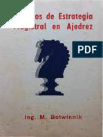 Botvinnik Mijail - Secretos de estrategia magistral en ajedrez, 1942-OCR-X, 51p.pdf