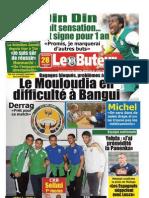 LE BUTEUR PDF du 28/01/2011