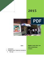 Programa de Capacitación sobre Manejo de Residuos Hospitalarios