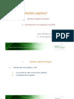 GL 2 Introducción a la Logística y la SCM - II %282013%29