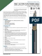 VFD Cable (Draka)