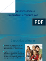 UPT 02  PSICOANALISIS Y CONDUCTISMO[1] (1)