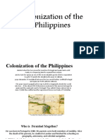 Chapter 4 Colonization of the Phiippines