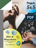 Proyecto 5x5 - Plan de Mayordomía