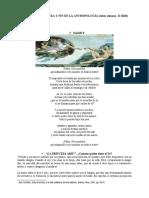 NATURALEZA Y FIN DE LA ANTROPOLOGÍA (1)