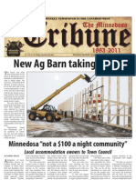 Front Page - January 28, 2011