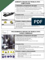 HSE.AN.006 Procedimiento Seguro de Trabajo - Alimentos PST.ppt