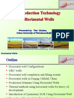 New produc technology-Horizontal well-2010-5-12