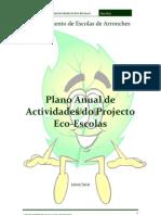 Eco Escolas Planificacao
