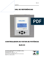 manual regulador BLR CX
