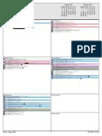 Sally Yates Calendar - FOIA